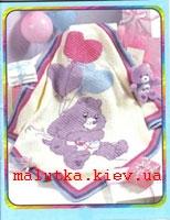 Плед Мишка с шариками купить для ребенка