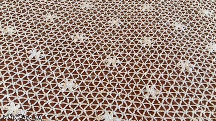 Красивый узор для пляжных туник вязание крючком фото