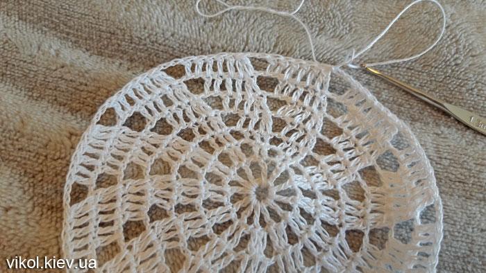 Вязание салфеток крючком фото